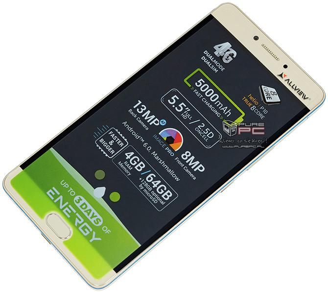 Test smartfona Allview P9 Energy - Zapomnij o ładowarce! [nc2]