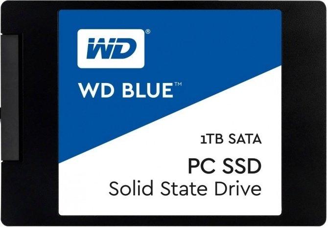 Test dysku WD Blue SSD 250 GB - Alternatywa dla dysku twarde [1]
