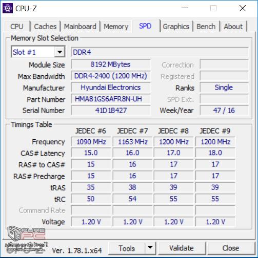 Test GeForce GTX 1050 2GB vs GTX 1050 4GB w laptopach MSI [59]