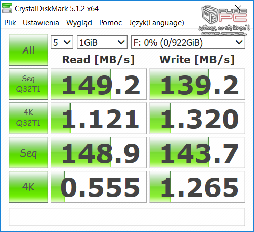 Test GeForce GTX 1050 2GB vs GTX 1050 4GB w laptopach MSI [63]