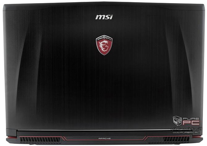 Test GeForce GTX 1050 2GB vs GTX 1050 4GB w laptopach MSI [nc2]