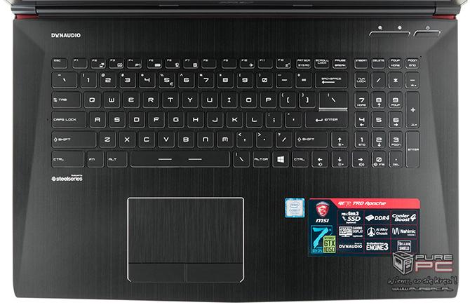 Test GeForce GTX 1050 2GB vs GTX 1050 4GB w laptopach MSI [nc3]