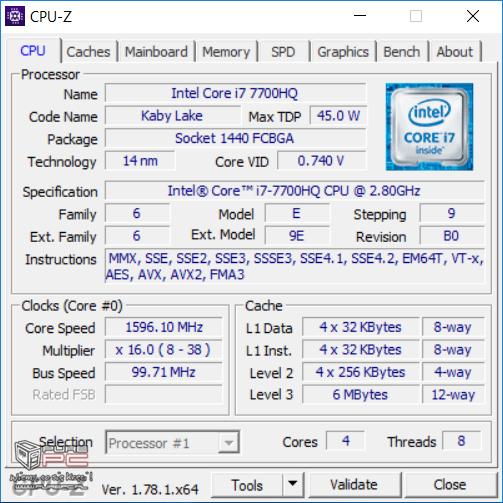 Test gamingowego notebooka SMART7 L514C z GeForce GTX 1050Ti [4]
