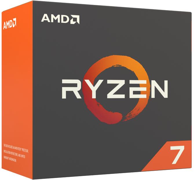 Premiera i test procesora AMD Ryzen R7 1800X - Dobra zmiana? [1]