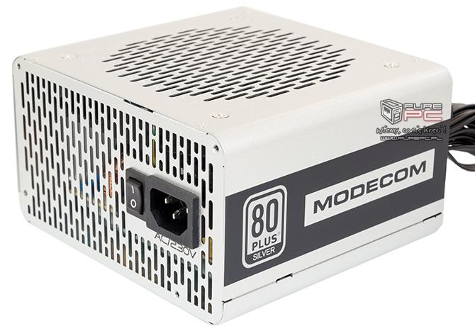 Test Modecom MC-500-S88 Silver - tani i wydajny zasilacz [nc8]