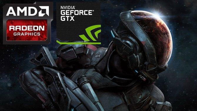 Test wydajności Mass Effect: Andromeda PC Ludzkie wymagania [1]