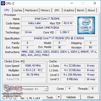 Test MSI GT73VR 7RF Titan PRO - najlepszy DTR na rynku? [2]