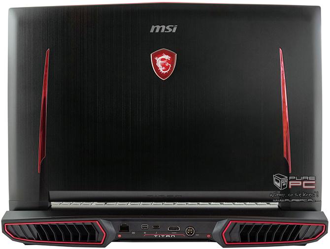 Test MSI GT73VR 7RF Titan PRO - najlepszy DTR na rynku? [nc1]