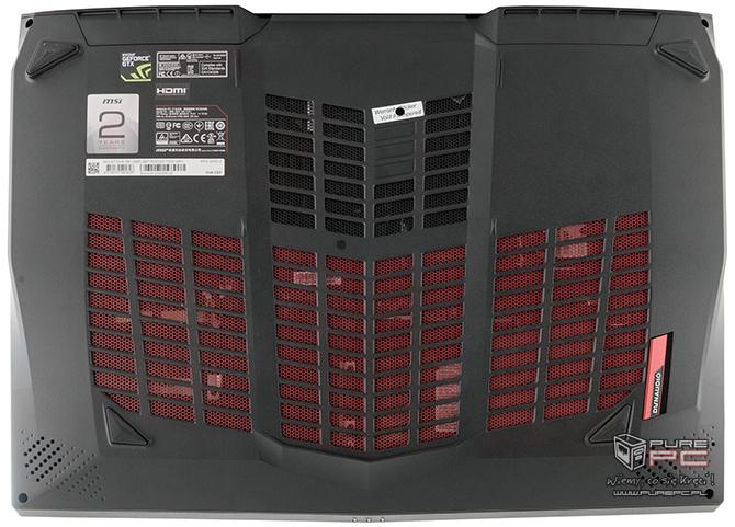 Test MSI GT73VR 7RF Titan PRO - najlepszy DTR na rynku? [nc4]