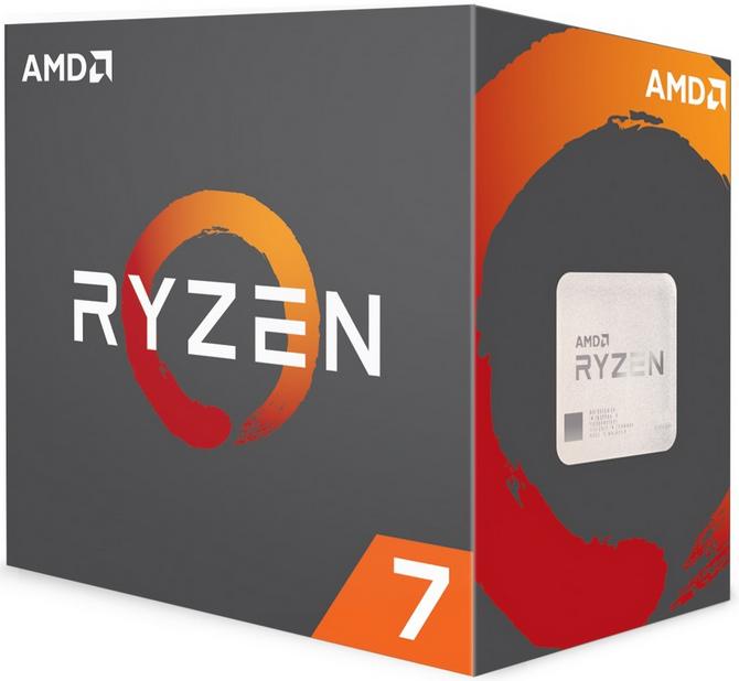 Test procesora AMD Ryzen 7 1700 - Cenowy rywal Core i7-7700K [1]