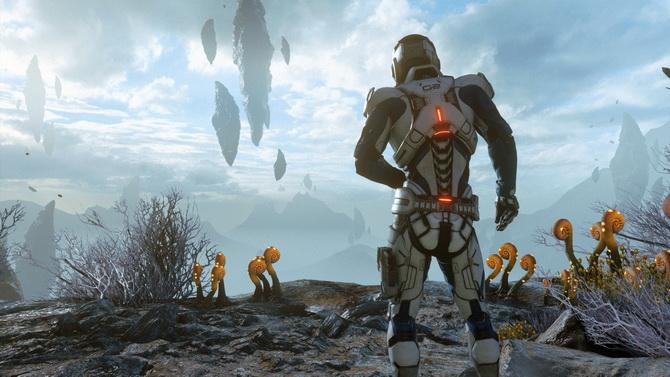 Recenzja Mass Effect: Andromeda - Kosmiczny rywal Wiedźmina? [nc2]