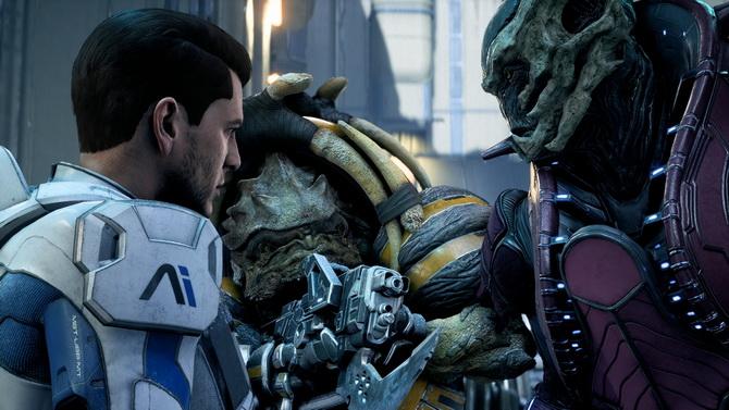 Recenzja Mass Effect: Andromeda - Kosmiczny rywal Wiedźmina? [nc20]