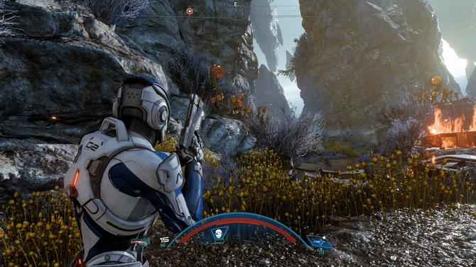 Recenzja Mass Effect: Andromeda - Kosmiczny rywal Wiedźmina? [nc3]