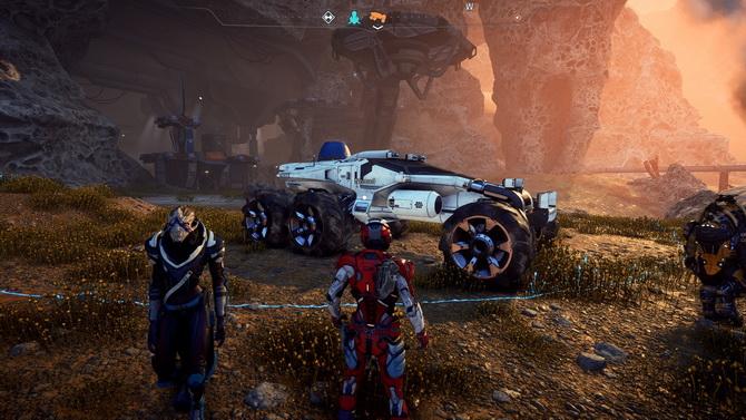 Recenzja Mass Effect: Andromeda - Kosmiczny rywal Wiedźmina? [nc21]
