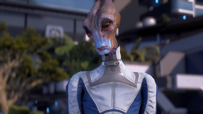 Recenzja Mass Effect: Andromeda - Kosmiczny rywal Wiedźmina? [nc25]