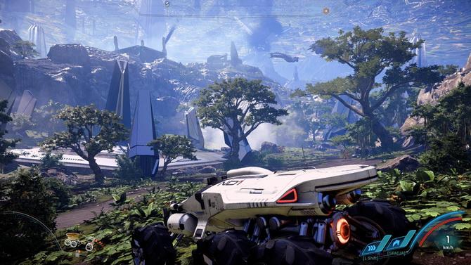 Recenzja Mass Effect: Andromeda - Kosmiczny rywal Wiedźmina? [nc28]