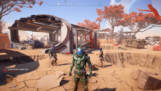 Recenzja Mass Effect: Andromeda - Kosmiczny rywal Wiedźmina? [nc34]