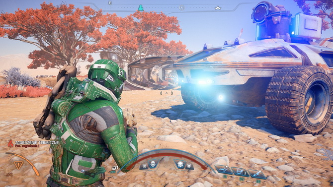 Recenzja Mass Effect: Andromeda - Kosmiczny rywal Wiedźmina? [nc35]