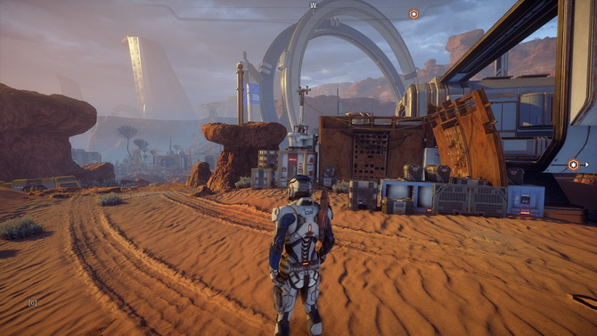 Recenzja Mass Effect: Andromeda - Kosmiczny rywal Wiedźmina? [nc5]