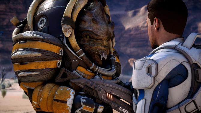 Recenzja Mass Effect: Andromeda - Kosmiczny rywal Wiedźmina? [nc10]