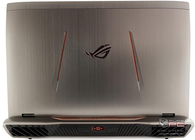 Test ASUS ROG G701VIK - potężny laptop z ekranem IPS 120 Hz [nc2]