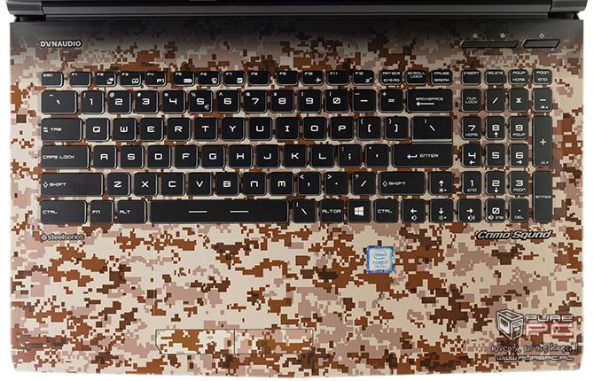 Test MSI GE62VR 7RF Camo Squad - laptop w wojskowych barwach [nc4]