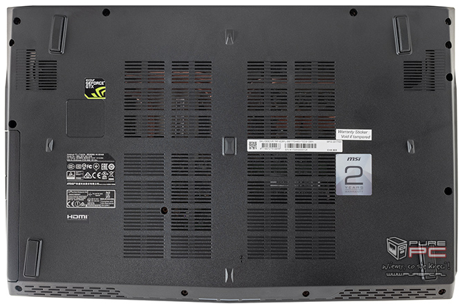 Test MSI GE62VR 7RF Camo Squad - laptop w wojskowych barwach [nc5]