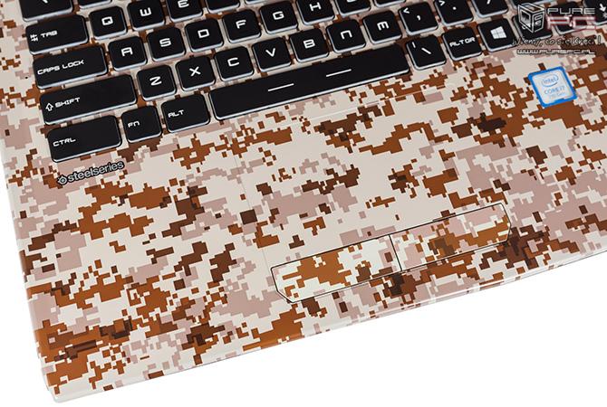 Test MSI GE62VR 7RF Camo Squad - laptop w wojskowych barwach [nc7]
