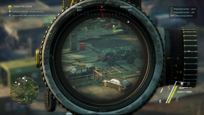 Recenzja Sniper: Ghost Warrior 3 - Nam strzelać nie kazano [nc4]