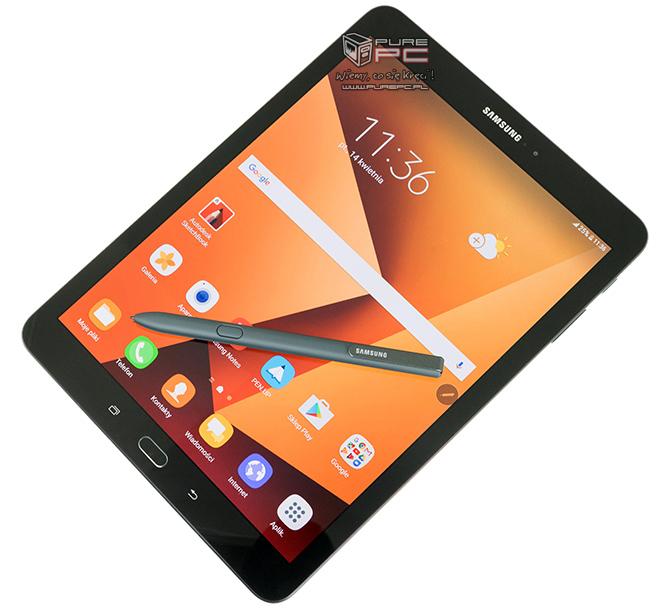 Test tabletu Samsung Galaxy Tab S3 - Coś dla profesjonalisty [nc3]
