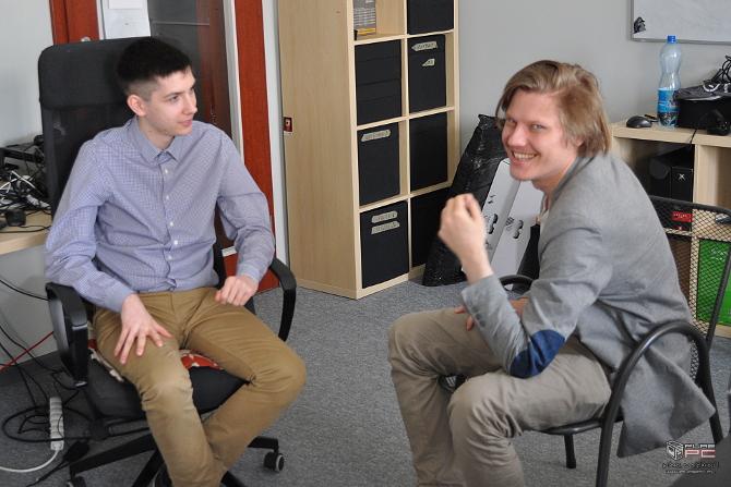 Z wizytą w studiu SUPERHOT Team. Rozmowa o fantomatyce [nc1]