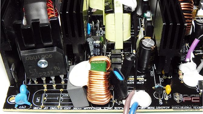 Test zasilacza XFX XT 600W -   Pozornie świetny, a jednak... [nc20]