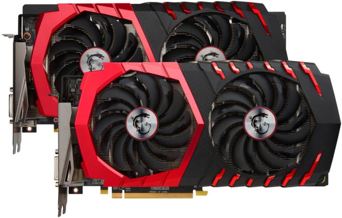 Test Radeon RX 580 vs GeForce GTX 1060 9 Gbps - MSI Gaming X [1]