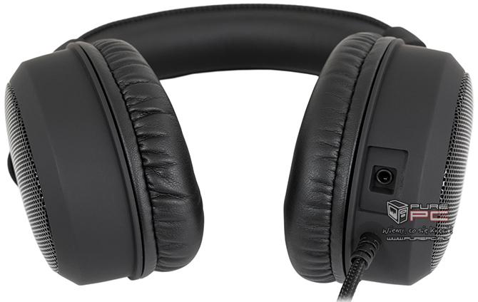 Test słuchawek Sharkoon B1 - Gaming też może być skromny [nc4]