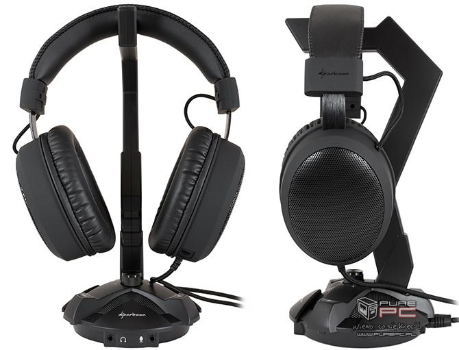 Test słuchawek Sharkoon B1 - Gaming też może być skromny [nc8]