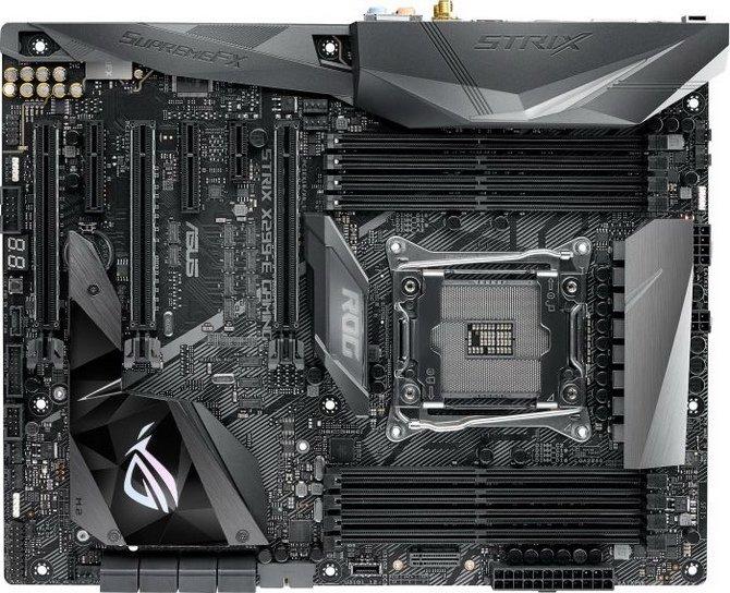 Test ASUS ROG Strix X299-E Gaming - HEDT w wersji dla graczy [2]
