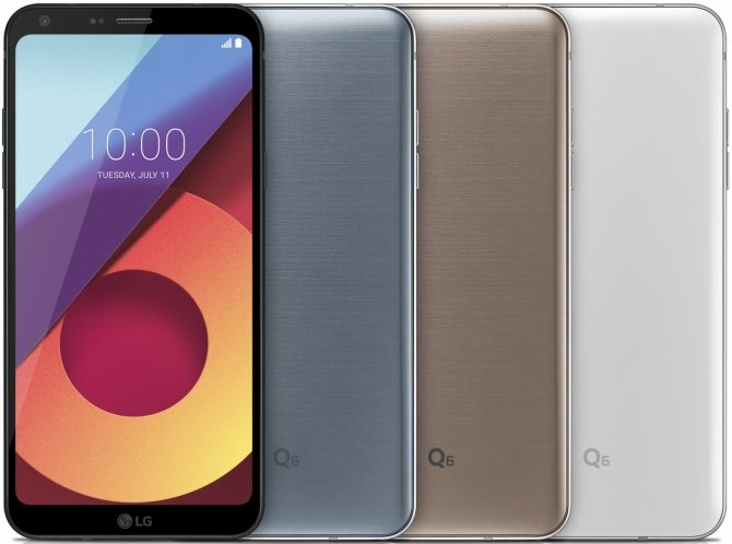 Test smartfona LG Q6 - Wyświetlacz FullVision trafia do mas [32]