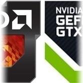 NVIDIA i AMD - specyfikacja mobilnych kart z lat 2014-2017