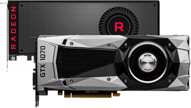 Radeon RX Vega 56 vs GeForce GTX 1070 Test kart graficznych [1]