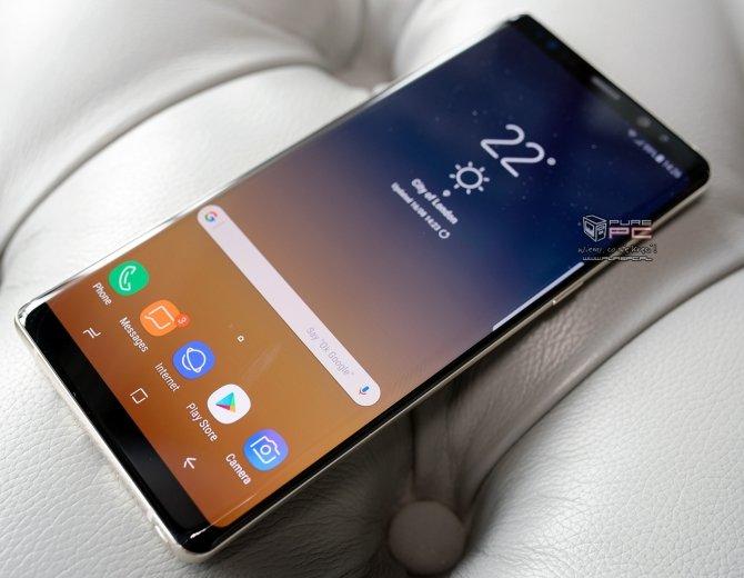 Test smartfona Samsung Galaxy Note8 - Powrót w chwale? [3]