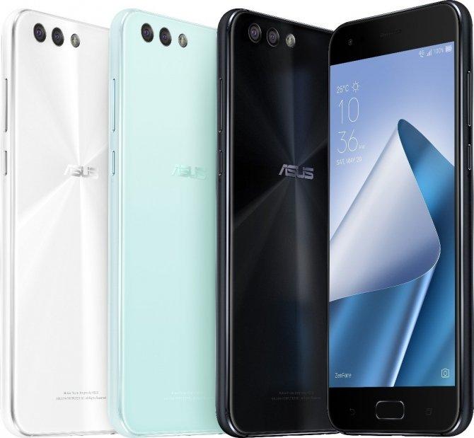 Test smartfona ASUS ZenFone 4 ZE554KL - Krok w dobrą stronę [2]
