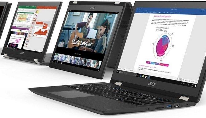 Przegląd najciekawszych laptopów konwertowalnych 2w1 [29]
