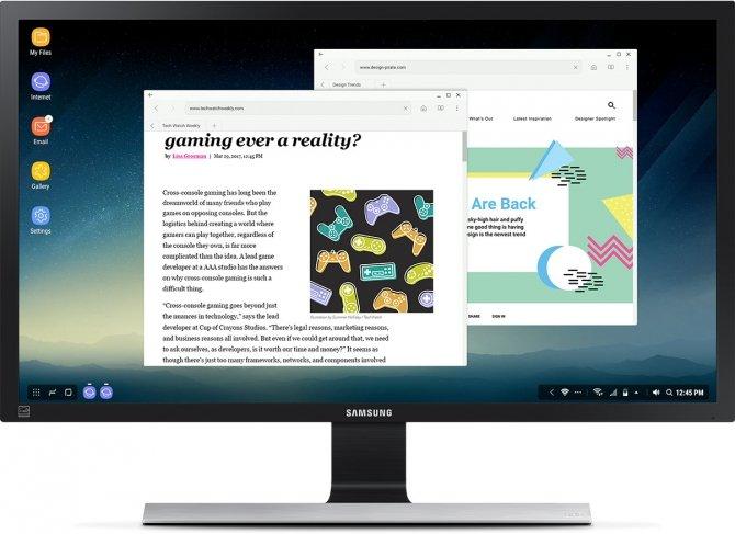 Samsung DeX: 9 praktycznych zastosowań dla urządzenia [2]