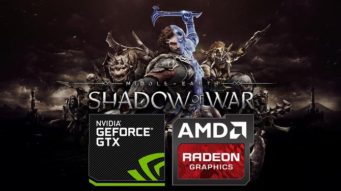 Test wydajności Middle-Earth: Shadow of War - Śródziemie w  [1]