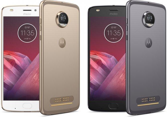 Test smartfona Motorola Moto Z2 Play - Powiew przyszłości [18]