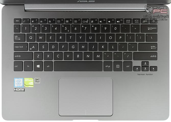 Test ASUS Zenbook UX430U: Core i7-8550U i MX150 na pokładzie [nc7]