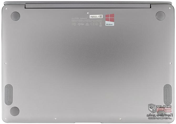 Test ASUS Zenbook UX430U: Core i7-8550U i MX150 na pokładzie [nc8]