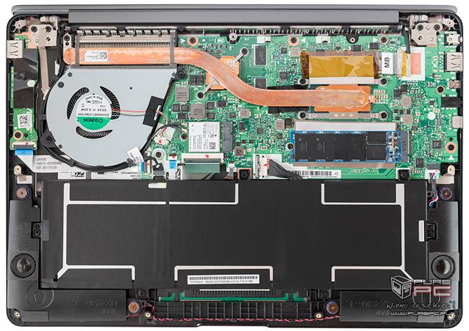 Test ASUS Zenbook UX430U: Core i7-8550U i MX150 na pokładzie [nc9]