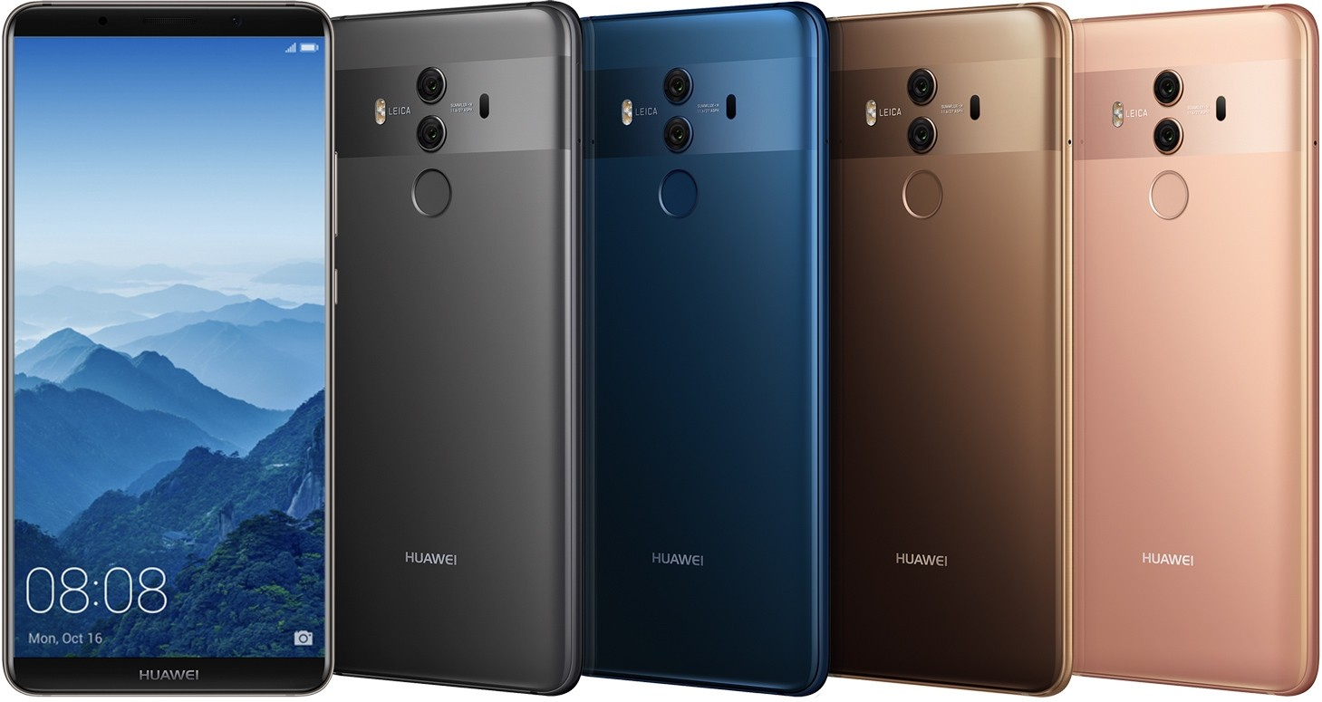 How To Update Your Smart Phone Huawei Mate 10 Pro Bend Test