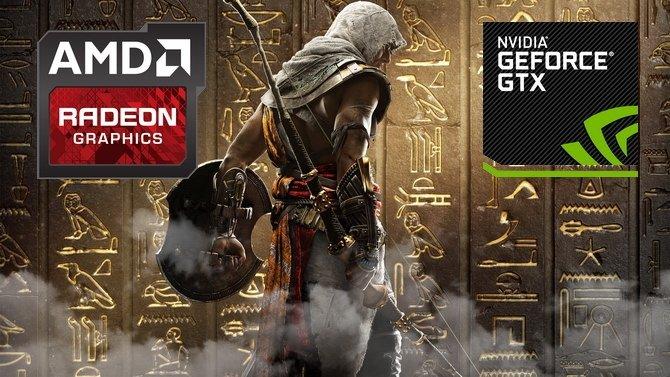 Test wydajności Assassin's Creed: Origins Problemy w Egipcie [1]